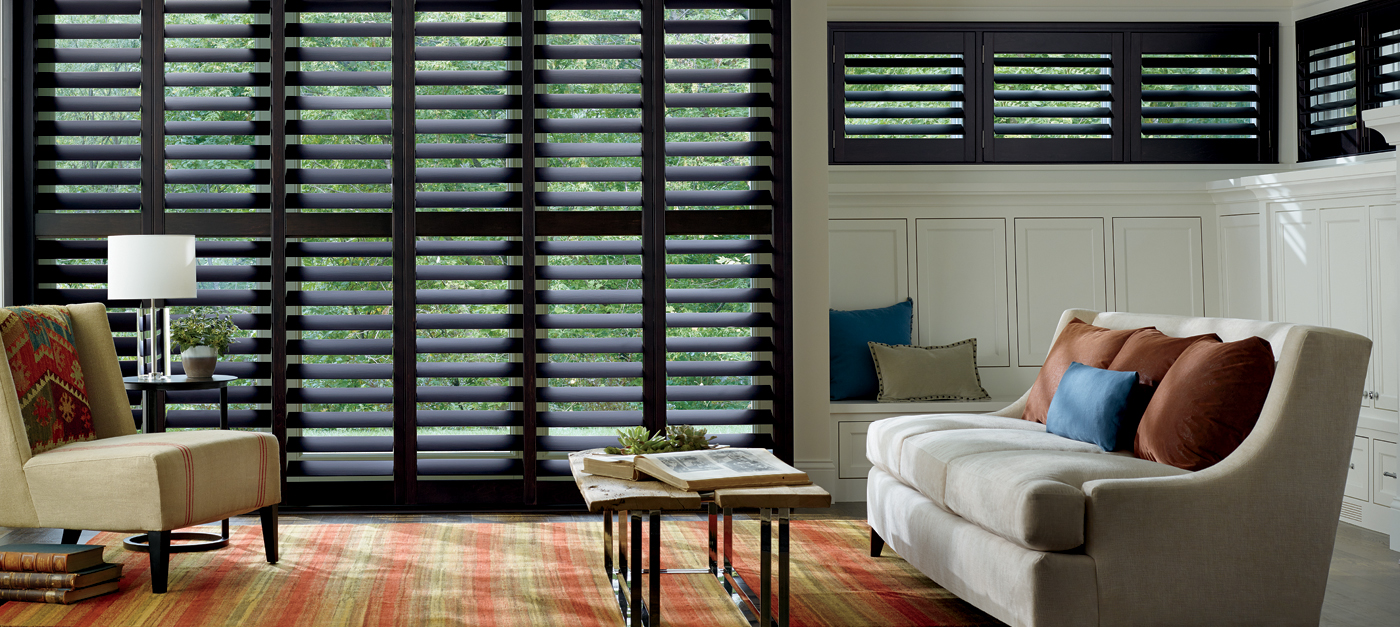 Heritance 174 Hardwood Shutters Hunter Douglas