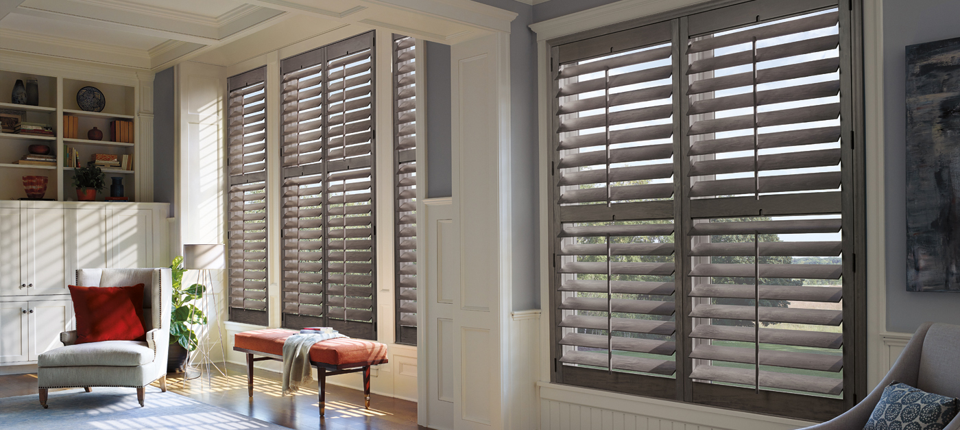 Shutters Hunter Douglas