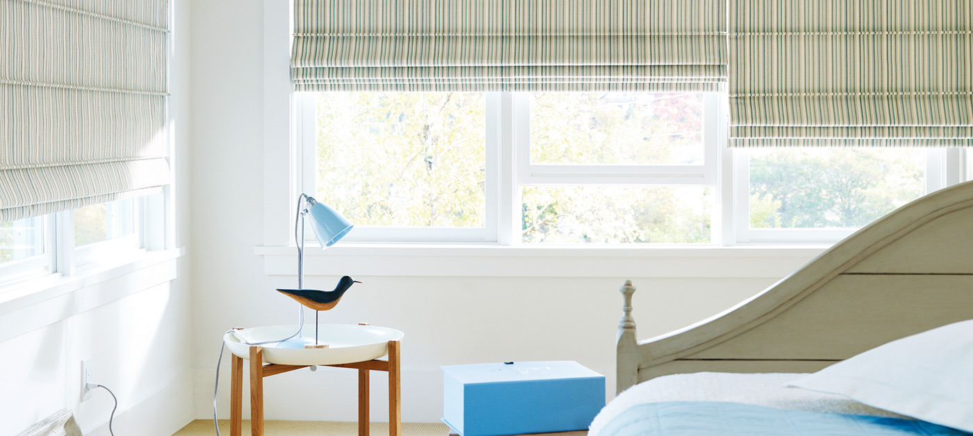 Design Studio Roman Shades Hunter Douglas