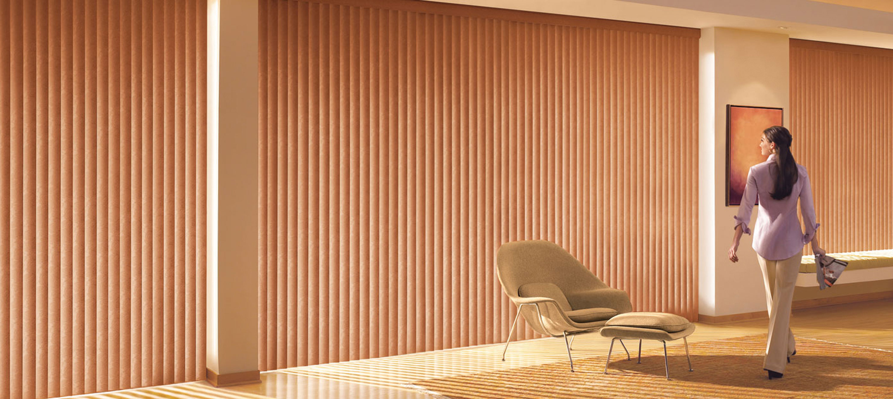 Vertical Blinds - Window Panels, Wood, Vinyl | Hunter Douglas