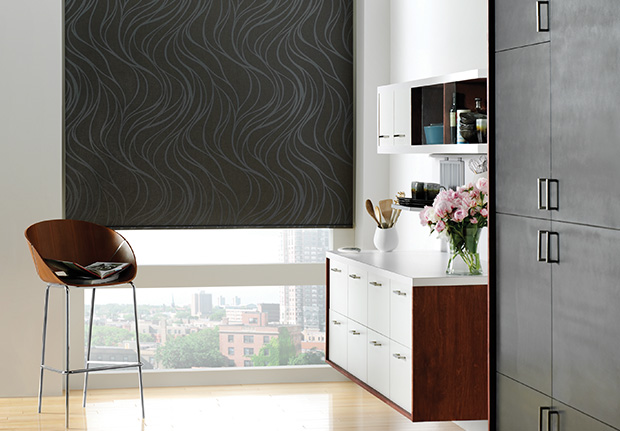 Somner 174 Custom Vertical Blinds Hunter Douglas