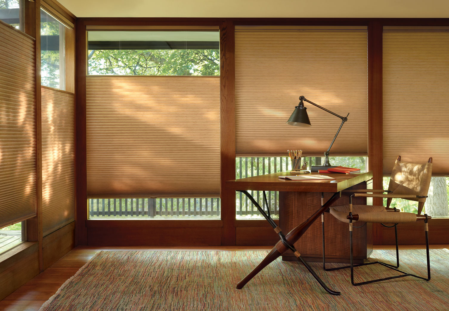 Kitchen Window Treatments - M.C. Weeks, Inc. Window Fashions in Trappe
