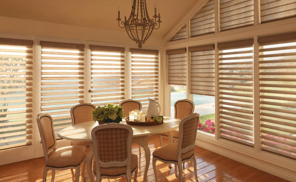 Hunter Douglas | Pirouette®
