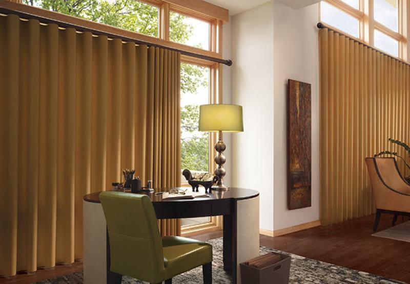 Hunter Douglas | Luminette® Modern Draperies