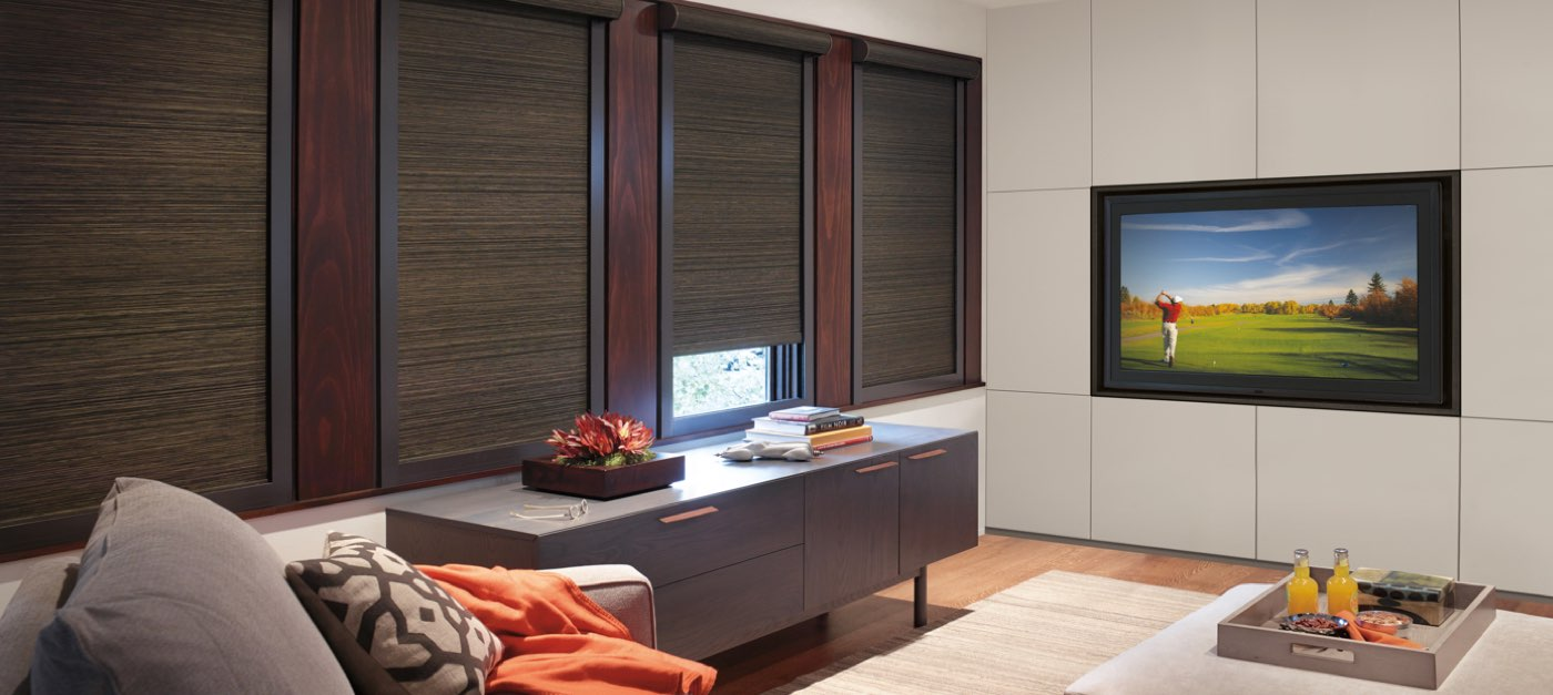 Design window blinds and shades - Designer Roller Shades In Oxybii