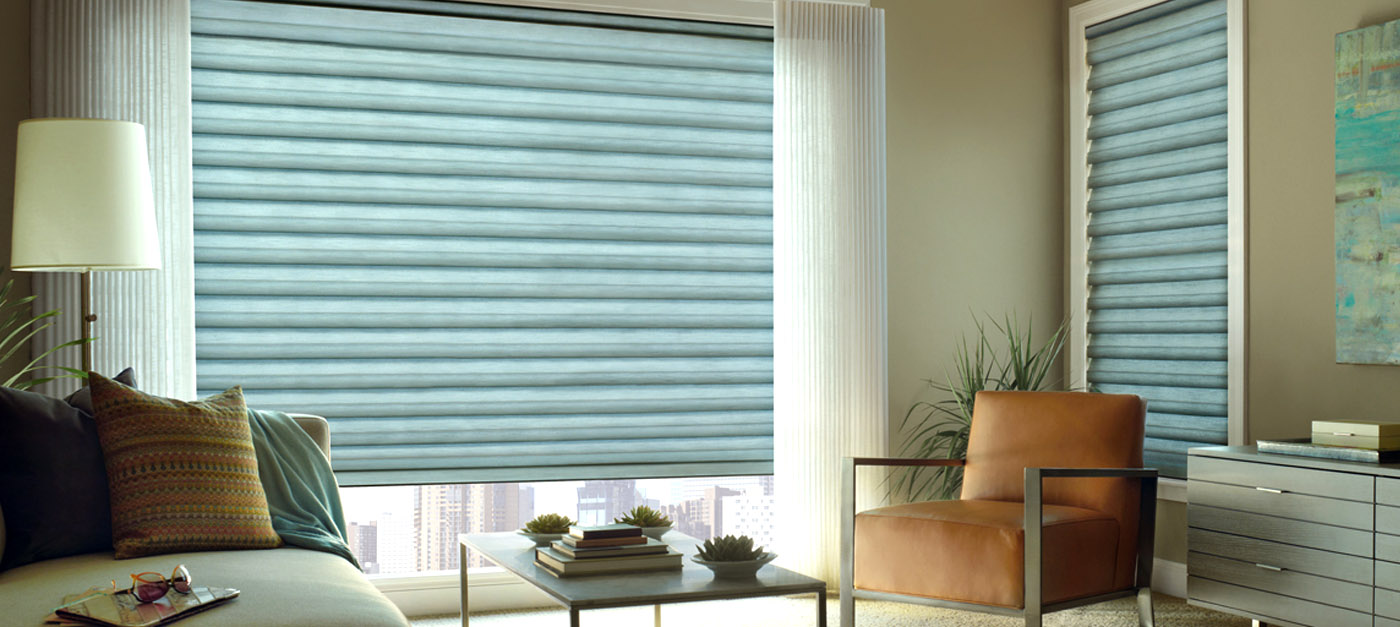 Roman Shades Hunter Douglas