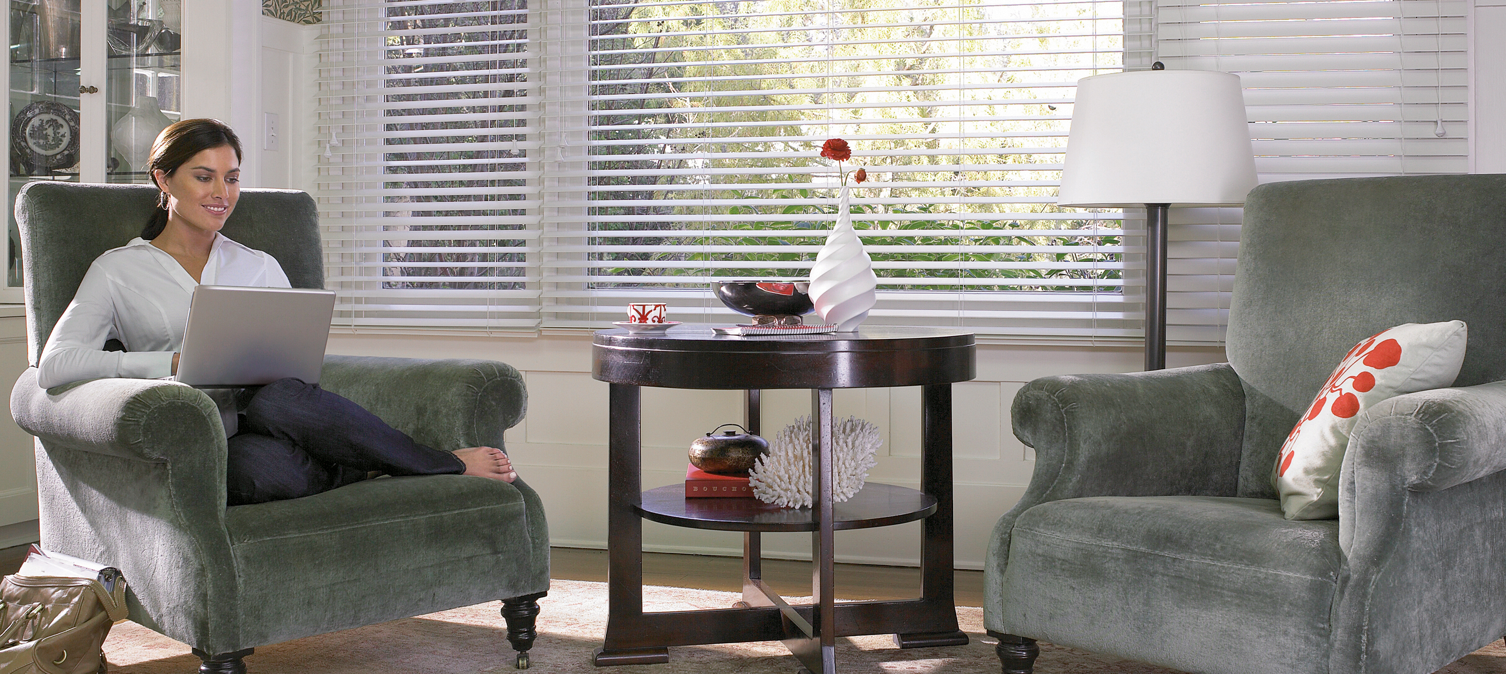 Faux Wood Blinds Everwood Distinctions Hunter Douglas Canada