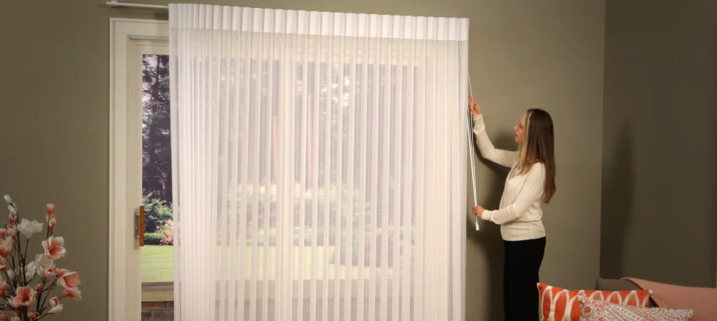 Vertical Blinds Window Coverings At Selectblinds