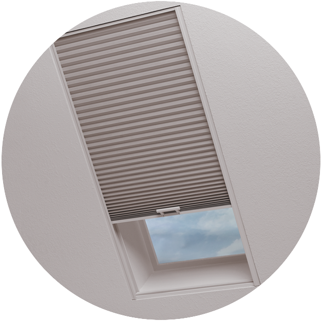 Covering Skylights Window Shades Blinds Hunter Douglas