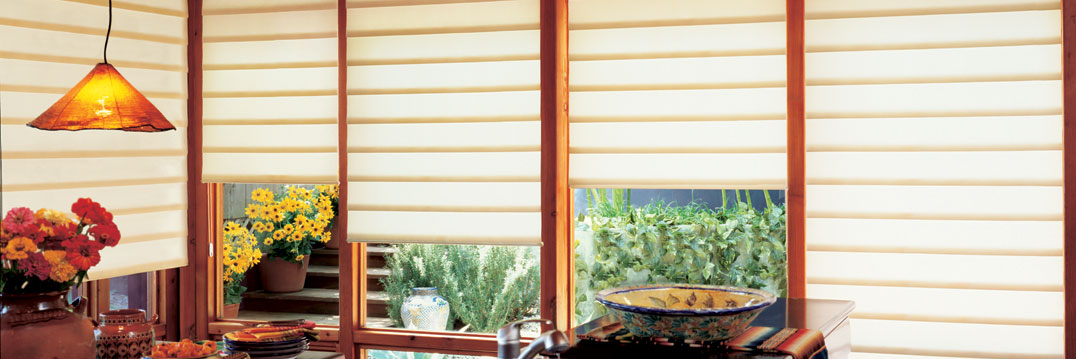 roman shades decorating ideas hunter douglas
