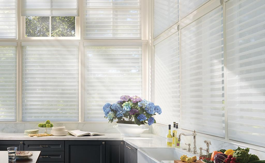 The Alustra® Collection of Silhouette shadings