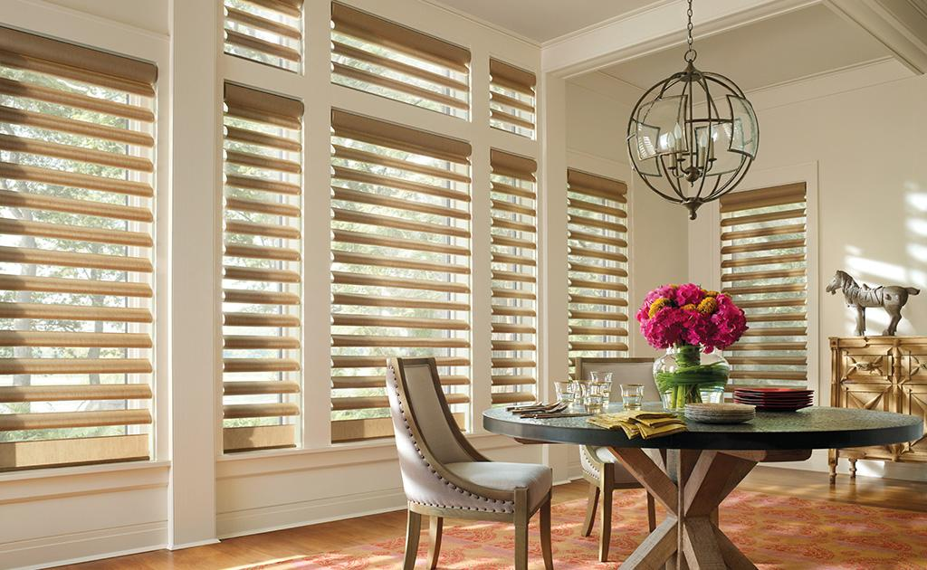 The Alustra® Collection of Pirouette® shadings
