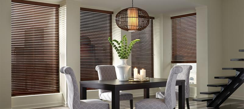 Horizontal Blinds in Santa Fe NM Linsons Design Source