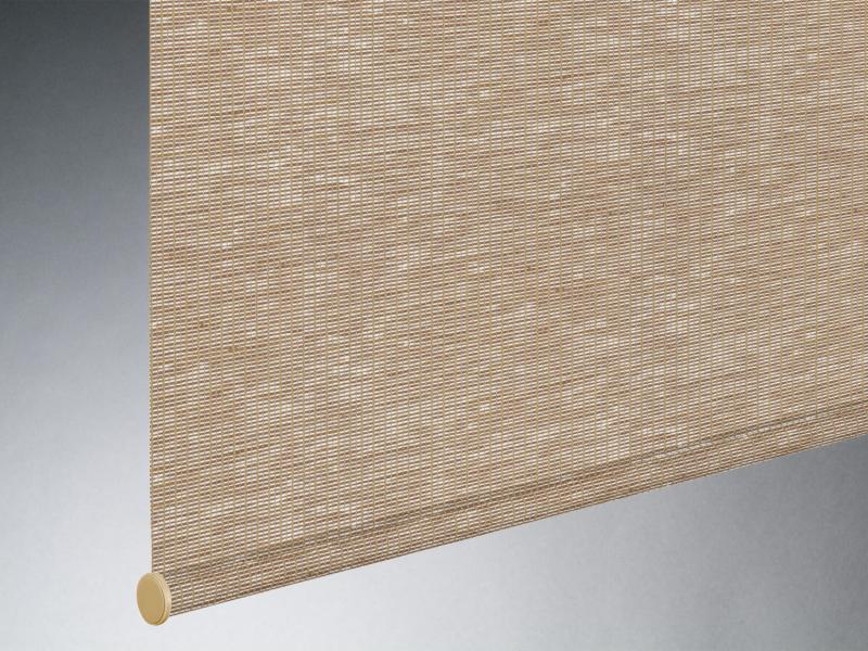 Designer Roller Shades Close-up