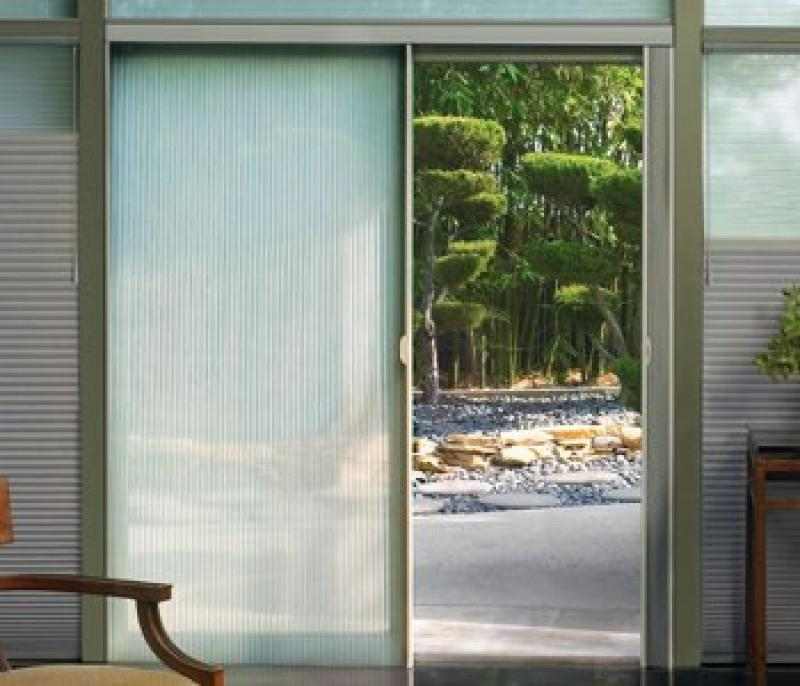 Honeycomb Shades Duette Hunter Douglas Canada - Hunter douglas blinds for patio doors