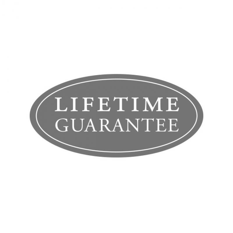Lifetime Guarantee Logo